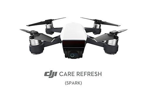 DJI Spark Care Refresh - Schutz vor Wasserschäden, Abdeckung von Wasserschäden, Erhalt eines Ersatzproduktes