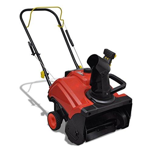 vidaXL Petrol-powered Snow Thrower Snow Blower Garden Outdoor Power Tool Equipment