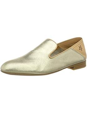 Marc O'Polo Damen 70114063201111 Loafer Slipper