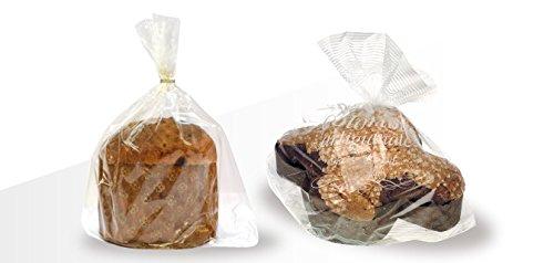 Ideale per Panettoni Dolci Natalizi,,Pan Dolce ECC.. Panettone Gastronomico - 5 Pezzi da 1000 gr ARCOBALENOPARTY n/° 5 Stampo per PANETTONE 1000 gr Basso in Carta Forno Monouso