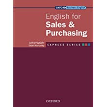 Express Series English for Sales & Purchasing