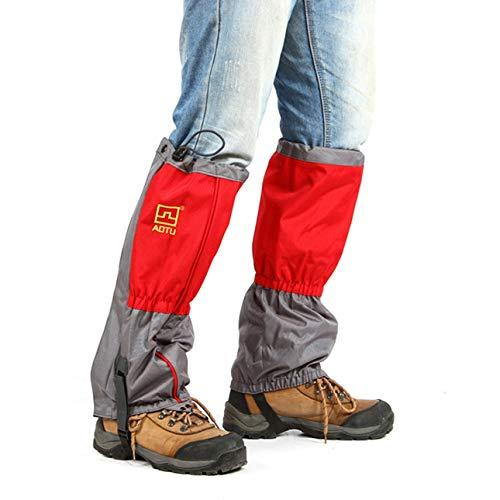 Ballylelly-Wasserdichte Beinschutzhülle Ultraleichtes Outdoor Camping Wandern Skischuh Schuh