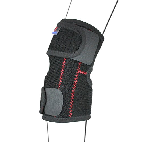 Ellenbogen-wrap (Atmungsaktiv Verstellbare Neopren Tennis Golfer Ellenbogen-Bandage Wrap Arm Halteband Band)