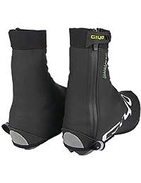 FuYouTa Cubrezapatos de Ciclismo Zapatos de Ciclismo Cubrebotas Impermeables Cubrezapatos de Ciclismo Cubrezapatos Reutilizables Cubrezapatos Cubrezapatos
