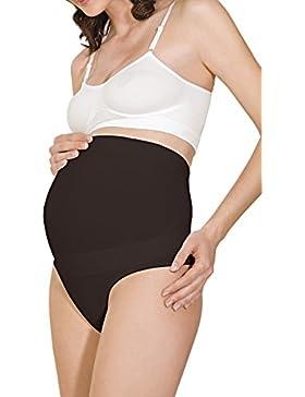 RelaxMaternity 5110 perizoma premaman cotone con fascia sostegno addome gravidanza