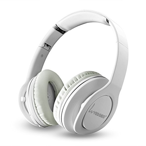 Bluetooth Senza Fili Per PC Smartphone e Laptop Wireless EasySMX Over-Ear Pieghevoli Con Funzione NFC Integrato Vivavoce