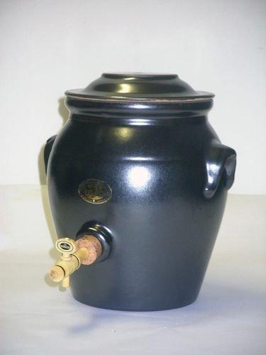 digoin-ceramiques-vinaigrier-gris-ardoise-en-gres-4-l-pvr03ar