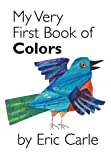 Best Books For A One Year Olds - My Very First Book of Colors Review