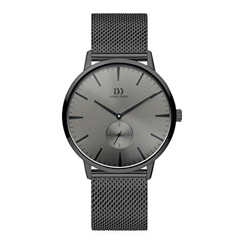 Danish Design Reloj Analógico para Hombre de Cuarzo con Correa en Acero Inoxidable IQ66Q1250
