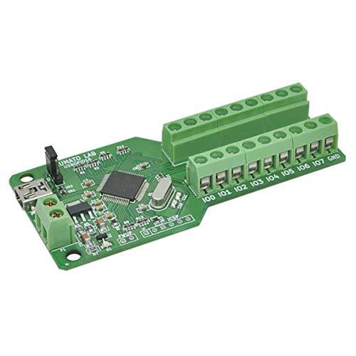 Numato Labs - Módulo USB GPIO con entradas analógicas 16 Channel
