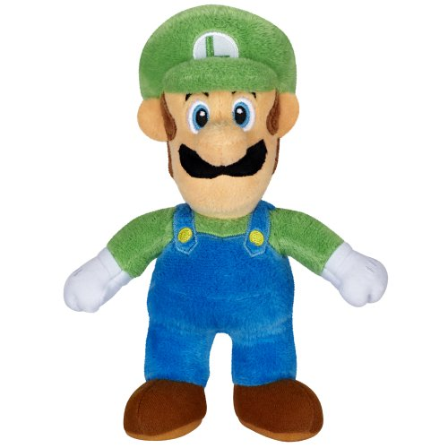 Luigi - World of Nintendo - 19cm 7.5""