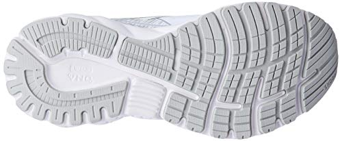 Brooks Damen Adrenalin GTS 19, Weiá (White/White/Grey), 42 M EU