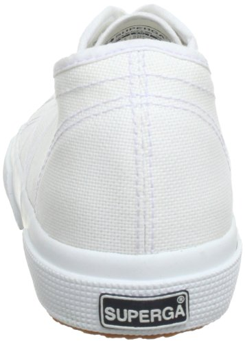 Superga Unisex-Erwachsene 2750-Plus Cotu Pumps Wei