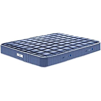 this item sunidra 6 inch queen size memory foam mattress blue 75 x 60 x 6 - Queen Size Memory Foam Mattress