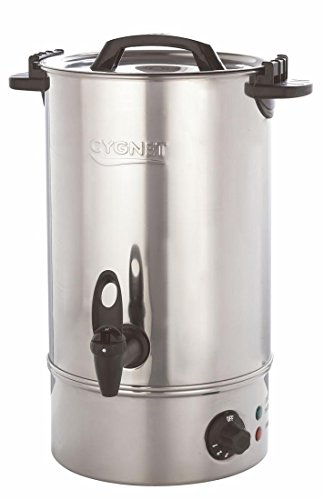 Burco MFCT1010 (444440351) Cygnet Water Boiler, Manual Fill, 10 L