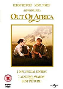 Out Of Africa (Special Edition) [DVD]