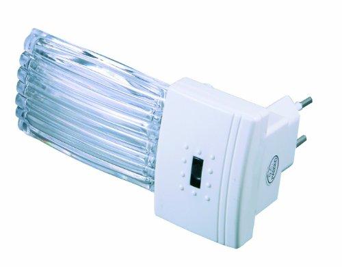 Niermann-Standby 80009 LED-Nachtlicht Riffle mit Dämmerungsautomatik