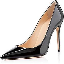 ELASHE Zapatos de Tac n 4...