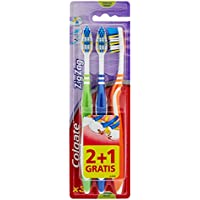 Colgate ZigZag Toothbrush, Triple Pack