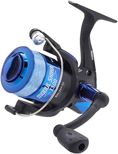 Modul Shika 1000 Angelrolle mit Schnur Balzer blau