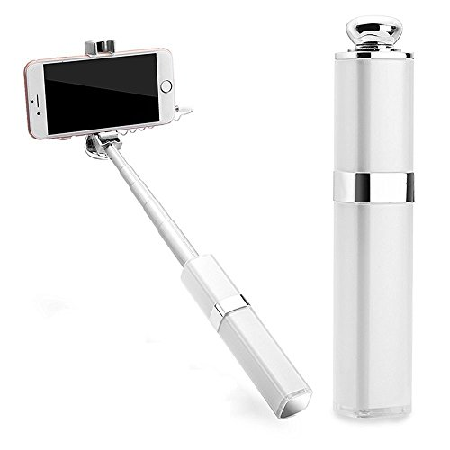 audbrave-wired-extendable-simple-classic-lipstick-modeling-mini-selfie-stick-for-ios-android-and-win