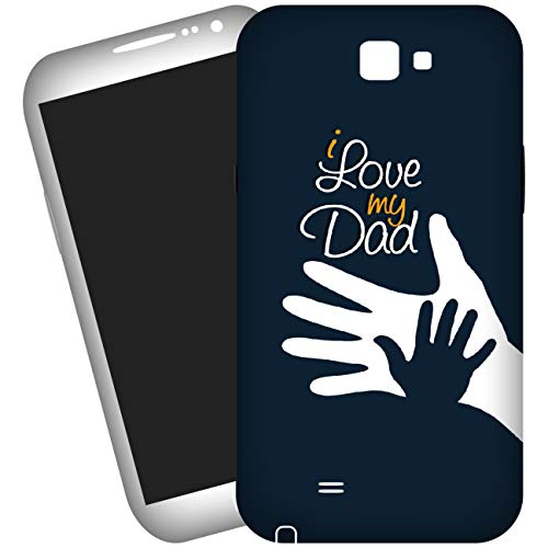 My Custom Style Cover 3D #Festa del papà LoveDad4# per Apple iPhone 6 6S