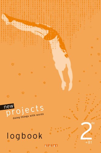 New Projects 2de - Cahier