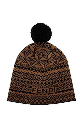 Mützen & Hüte Fendi Unisex - Wolle (FXQ538A112F0QB8) (Fendi Hüte Für Frauen)