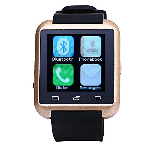 Leopard-Shop-U8S-Outdoor-Sports-Smart-Watch-Bluetooth-30-Remote-Camera-Golden