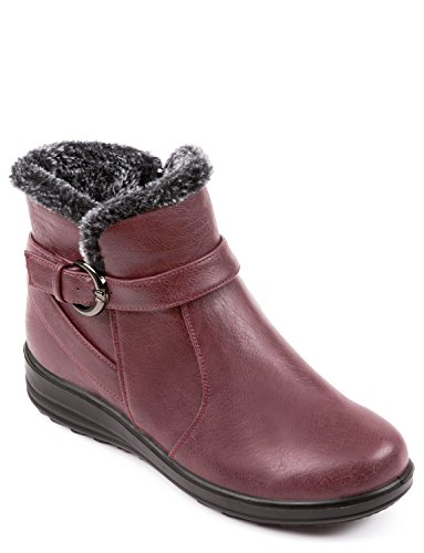 Ladies Cushion Walk Thermal Lined Boot