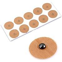 Preisvergleich für 1 Blatt (10 Magnet) magnetische Flecken Schmerzlinderung Körper Gesundheit Magnet natürliche Therapie size 1 PCS