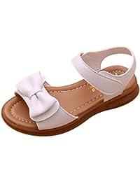 La vogue Bambino Unisex Sandali Punta Chiusa Scarpe Cartone Animato Sandali Bimbo Colore 1 Size 2