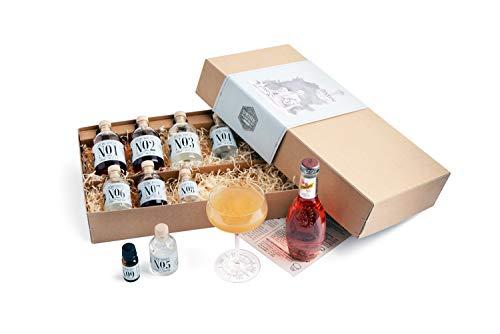 Botucal Rum Cocktail Geschenk-Set für 6 karibische Rum Cocktail-Varianten | Tasting Probier-Set mit Botucal Reserva Exclusiva, Botucal Mantuano und Botucal Planas