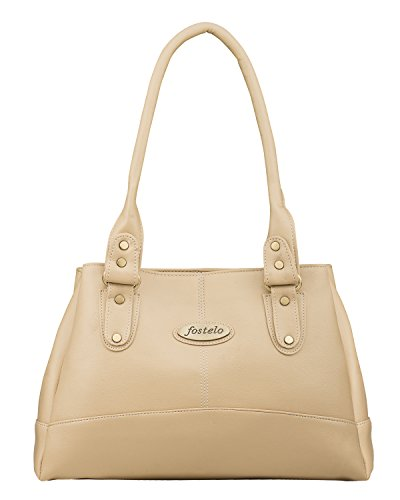 Fostelo Women's Elite Beige Handbag