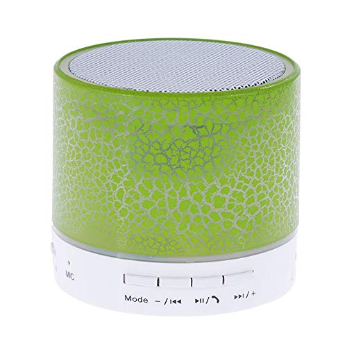 Bluetooth Lautsprecher Kabelloser L Autsprecher Tragbare Mini-Bluetooth-Lautsprecher-Drahtlose Hände geben geführten Lautsprecher Fm-Ton-Musik für Handy A frei