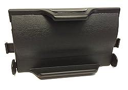 Smartphone-Halterung fürs Auto, PowerFlex, Schwarz (Jet Black), inkl. Micro-USB-Kabel, 24,5cm)
