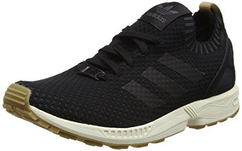 adidas Herren Zx Flux Pk Sneakers, Schwarz (Cblack/cblack/gum4), 42 EU