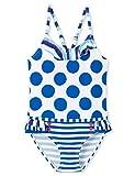 Schiesser Mädchen Aqua Badeanzug, Mehrfarbig (Multicolor 1 904), (Herstellergröße: 116)