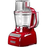 KitchenAid 5KFP1335 - Robot de cocina (Rojo, 7.8 kg, 280 mm, 260 mm, 50/60 Hz, 220 - 240 V)