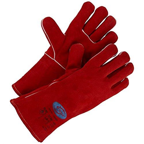 Schweißerhandschuhe Hitzehandschuhe Schutzhandschuhe Handschuhe KORI-Fire Gr. 10