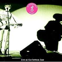 Live at the Bottom Line [Musikkassette]