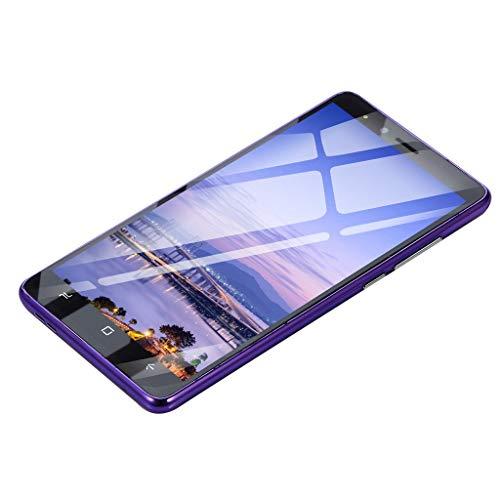 Hukz Smartphone - Europäische Standardvorschriften,5.0''Ultrathin Android 5.1Dual-Core 512MB + 4G GSM WiFi Bluetooth Dual Smartphone (Rot) (Verizon Nicht Vertrag Smartphones)