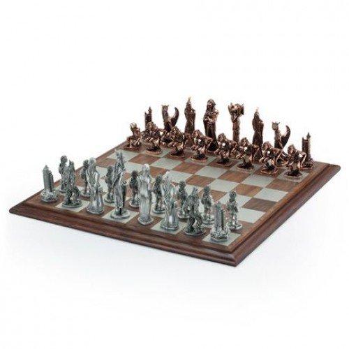 Royal Selangor - Il Signore degli Anelli collezione War of the Ring Chess.