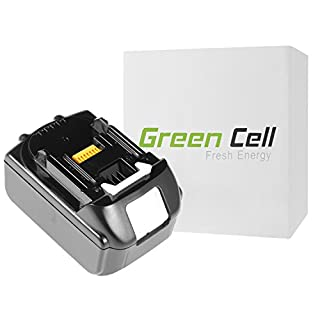 Green Cell® Werkzeug Akku für Makita DFR550RTJ (Samsung Li-Ion Zellen 4 Ah 18V)