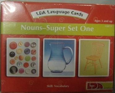 Nouns Super Set One
