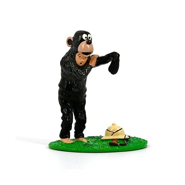 PIXI Figura de colección Moulinsart: Tintín Trío 46220 (2006) 3