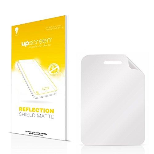 upscreen Reflection Shield Matte Bildschirmschutz Schutzfolie für Wiko Lubi 3 (matt - entspiegelt, hoher Kratzschutz)