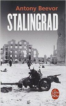 Stalingrad de Anthony Beevor ( 5 septembre 2001 )