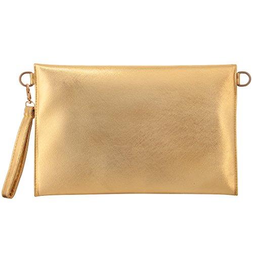 Gold mo Multi Multi oro donna a Gold spalla mo Borsa PannqTwz