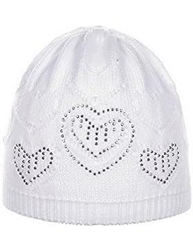 Baby Girl-Cappellino lavorato a maglia, motivo: Holiday Spring Cap, 2-3 anni